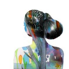 the ones by Randi Antonsen, via Behance