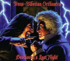 trans siberian orchestra | Trans-Siberian Orchestra: Beethoven's Last Night (CD) – jpc