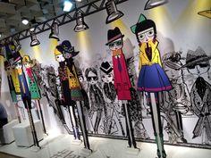 #LauraBiagiotti Dolls #78° #Pittibimbo #Firenze From Glob-Arts