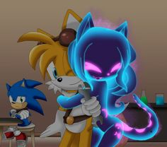 Tails Sonic The Hedgehog, Tails Boom, Sonic The Movie, Sonic Unleashed, Steven Universe Movie, Sonic Funny, Sonic Fan Characters, Sonic And Shadow, Sonic Fan Art
