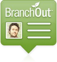 BranchOut - Career Networking on Facebook. A great resource for a job search that lets your social friends help you connect