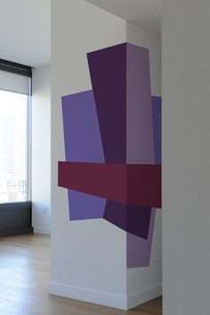 Blik Color Block purple_slant