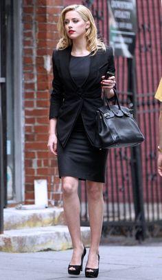 Eva Tramell #crossfire (Amber Heard)