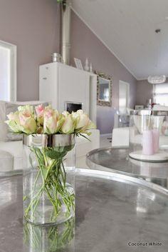 Coconut White: Riviera Maison Double Hurricane