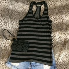 EUC- Katiek Striped Tank In great condition, no flaws. Katiek Tops Tank Tops