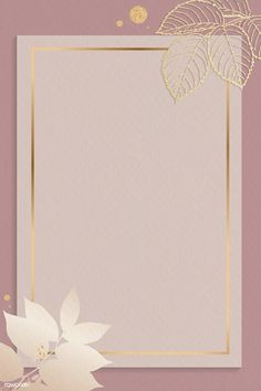 Gold Wallpaper Background, Framed Wallpaper, Background Patterns, Wallpaper Backgrounds, Iphone Wallpaper, Cadre Design, Blank Pink, Instagram Frame, Instagram Story