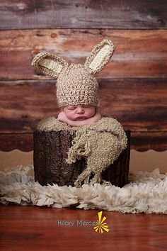 Easter+Bunny+Newborn+Baby+Photo+Prop+Set+by+IsaBellaCouture1,+$65.00