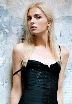 Andrej Pejic is a 19-year-old high fashion model from Melbourne who has gained international fame for modelling both men's and women's clothes.