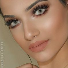 Solotica - Natural Colors (w/ thin limbal rings. NC) in Cristal / Crystal #eye #color #contacts Slightly greenish light gray colored contact lenses, Brazilian colored contacts Solotica