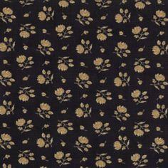 Wintergreen - Winterflower in Ebony (44017 12) // Moda Fabrics at Juberry