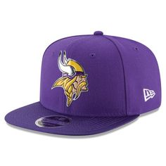 Men s New Era Purple Minnesota Vikings Kickoff Baycik 9FIFTY Snapback  Adjustable Hat 9ee059eb106f