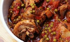 Chicken Daube