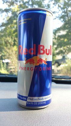 Did someone say Red Bull?! I'll take 2 :)