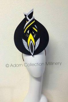 4f9a4cc56fdfa Pillbox Fascinators, Race Day Hats, African Hats, Races Outfit, Race Wear,  Races Fashion, Fancy Hats, Wedding Hats, Head Pieces. Maryjo Pelletier