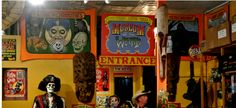 Museum of the Weird on 6th St. Draws National Attention with Oddities