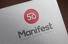 branding for Manifesto 5.0 - anti hiv campaign 50+