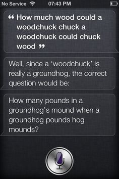 Number 1 with a bullet, Siri
