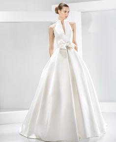 Wedding dress JESUS PEIRO Nanda Devi Collection Vestido novia Jesús Peiró Ref.6000