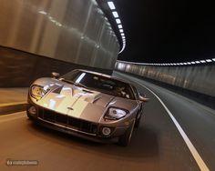 Cool Muscle Car HD Wallpaper