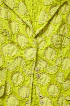 Alabama Chanin - Fabric detail - Photographer Abraham Rowe (3)
