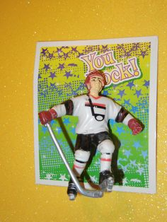 Hey, I found this really awesome Etsy listing at https://www.etsy.com/listing/223198743/pop-cycle-rockin-hockey-player-lapel-pen