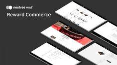 "Nestree Launches a Reward-Based Digital Commerce ""Nestree Mall"" - PRESS RELEASE. A South Korean blockchai... Base Shop, Reward System, Make New Friends, Press Release, Blockchain, Korean, Product Launch, Platform, Community"