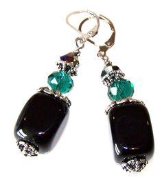 Wicked Beauty Earrings Creative Bead Kit