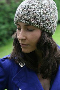 Ravelry: Rathcooney Hat pattern by Carol Feller
