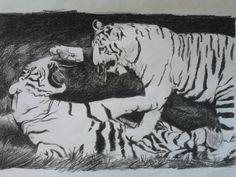 My Drawings, Moose Art, Animals, Animales, Animaux, Animal, Animais