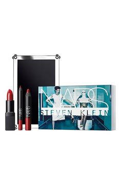 NARS 'Fantascene - Cool Red' Lip Set (Limited Edition) ($57 Value) available at #Nordstrom