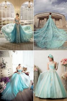 Where summer weddings are all about bright colors and beachy pastels, fall weddings are all about drama and glamour. If you're looking for the perfect look to complement your autumn wedding, consider jewel tones! These beautiful hues look stunning on different silhouettes and styles. Join us as we share our collection of best jewel toned …