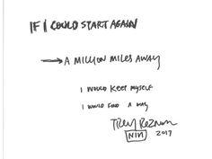 Trent Reznor Doodle 2017 http://www.501auctions.com/doodle/item/594229