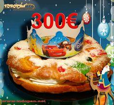 Gana Dinero Con Tu Roscón de Reyes. Sorteamos 300€. Te hacemos descuento si lo encargas antes del 3 de Enero. Lleva tu Cheque Regalo para nuestra Reevolución. http://premium.easypromosapp.com/p/29561 www.todopan.net #todopan #Caravaca #ComerciodeCaravaca #CaravacaOn #Cehegin #Moratalla #Calasparra #Bullas #Mula #Murcia #roscondereyes Enlace permanente de imagen incrustada