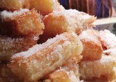 Greek Sweets, Greek Desserts, Greek Recipes, New Recipes, Biscotti Cookies, Apple Strudel, Vegan Sweets, Nutella, Dessert Recipes