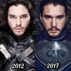 Jon Snow -Game of Thrones. Ygritte And Jon Snow, Got Jon Snow, John Snow, Kit Harington, Winter Is Here, Winter Is Coming, Jon Schnee, Game Of Thones, Plus Tv