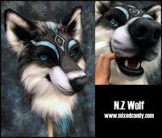 NZ wolf - by latinvixen