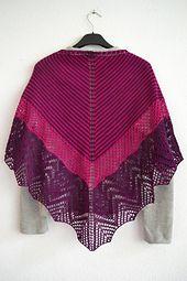 Ravelry: Mangata Shawl pattern by Heike Campbell