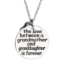 Granddaughters, Grandmothers and Love