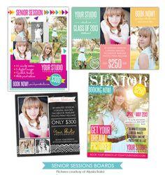 senior photography marketing templates   Walters Digital Photo ...