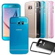 Gearonic Thin Aluminum Hard Phone Case for Samsung Galaxy S6 #10141ALL
