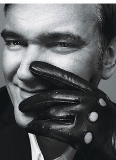 Quentin Tarantino | photographed by Marc Hom