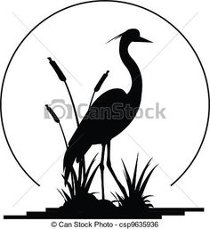 636 Vector heron silhouette clip art vector EPS illustrations and images available to search from thousands of stock illustrators. Bird Stencil, Stencil Painting, Fabric Painting, Silhouette Clip Art, Animal Silhouette, Silhouette Images, Bird Template, Art Clipart, Clipart Images