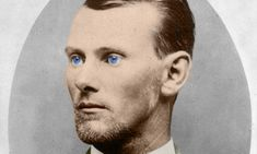 Was Jesse James fighting to bring back the Confederacy?