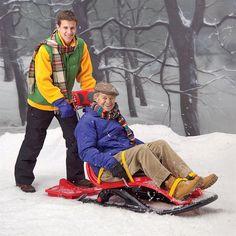 Adaptive Snow Sled | FlagHouse