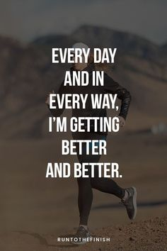 Running quotes to help you push through the hard training days! click for more running motivation