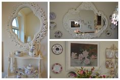 "Bernideen's Tea Time Blog: MIRROR, MIRROR ON THE WALL for ""Open House"""