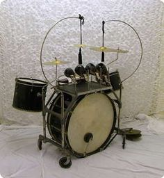 Guitar Musical Instrument, Musical Instruments, Ludwig Drums, Vintage Drums, Snare Drum, Drum Kits, Percussion, Music Stuff, Console
