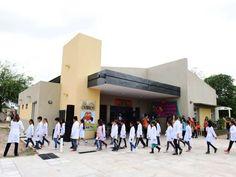 Lucia Corpacci inauguró el nuevo edificio escolar del Jardín de Infantes Nuclearizado (JIN) N° 25 de la localidad de Quirós, en el Departamento La Paz.