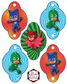image regarding Pj Mask Printable called 134 Simplest Free of charge PJ Masks Printables photographs inside 2019 Pj mask