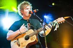 Ed Sheeran concert. My dream.